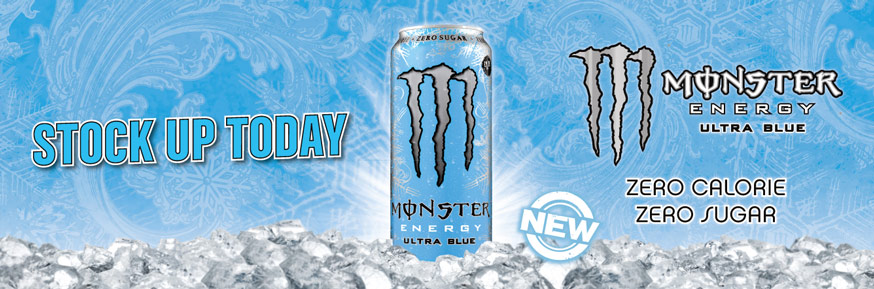 Moster Energy