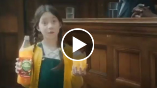 Watch Video - Robinsons Fruit Creations - COURTROOM SCENE