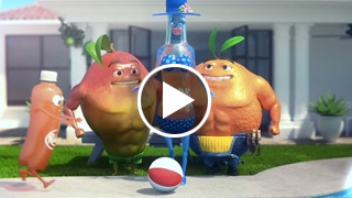 Watch Video - Water's Had A Fruity Fling!