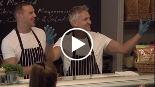 Watch Video - Walkers Barmy for a Sarnie